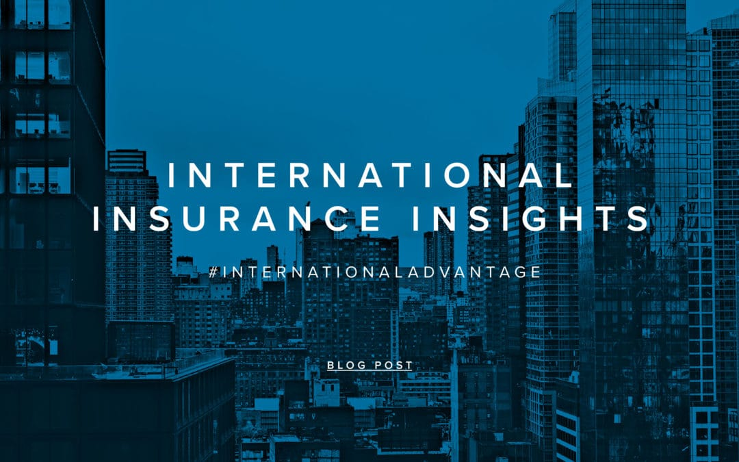 International Insurance Insights header