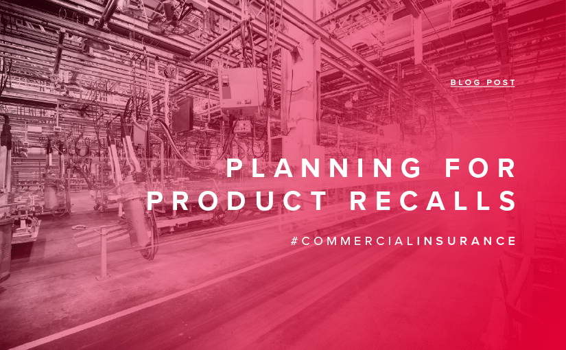 Planning for Product Recalls