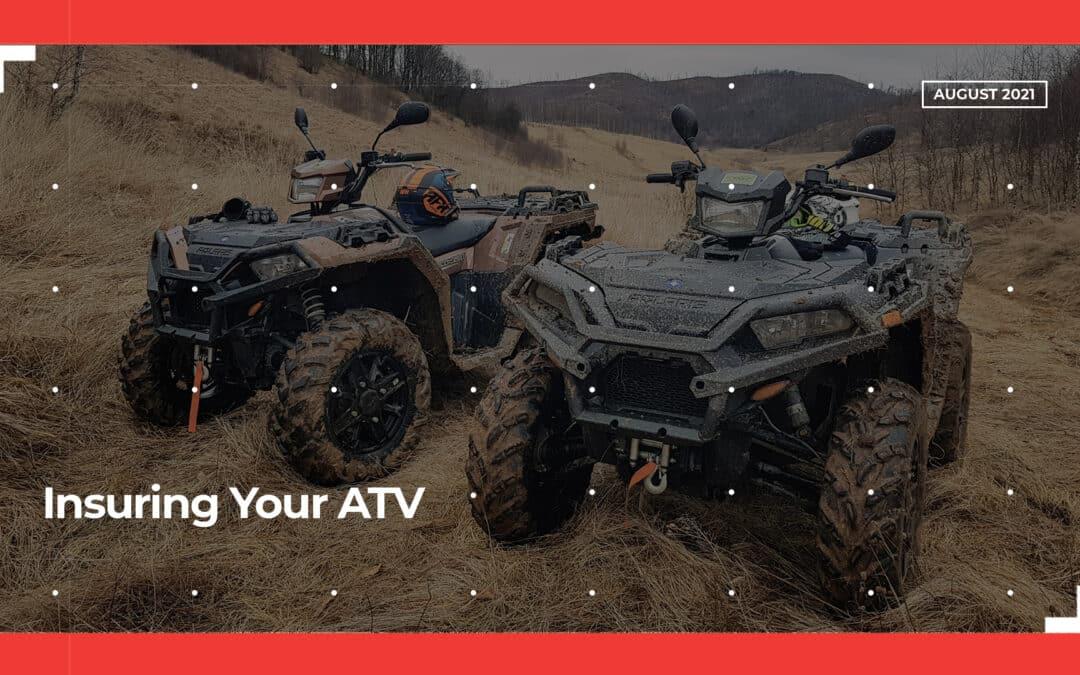 Insuring Your ATV